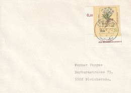 DV 103) DDR 1982 Mi# 2693 Sumpf-Porst Giftpflanze: St 7582 Bad Muskau Musakow - Giftige Pflanzen