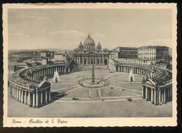 CPM Neuve Italie ROMA Basilica Di San Pietro - San Pietro