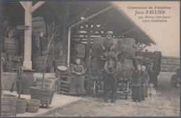 Commerce De Futailles , Jean Pallier , 495 Avenue Jean Jaurès , Lyon Guillotière , Animée - Sonstige