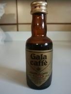 Gala Caffè - Liquore: Bottiglia Mignon Tappo Metallo. Stock Spa Trieste - Spirits