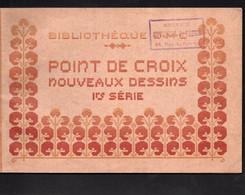 POINT DE CROIX - Nouveaux Dessins 1ère Série - D.M.C. - Punto Croce