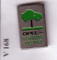 V168  Pin's OPEL ARBRE  Achat Immédiat - Opel