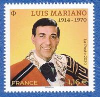 FRANCE LUIS MARIANO Ténor, Chanteur D'opérette, Acteur, Neuf**. Cinéma, Film, Movie - Cinema