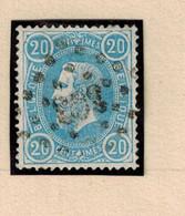 N° 31 Pièce De Concour - 1869-1883 Leopold II.