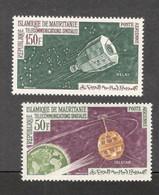 MAURITANIA....1963:Michel217-18(Scott C23-4)mnh** - Mauritanië (1960-...)
