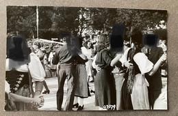 Interlaken Höhematte-Chilbi 1945/ Tänzli - BE Berne