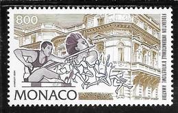 MONACO  N°1941 ** TB SANS DEFAUTS - Unused Stamps