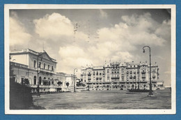 RIMINI PIAZZALE A MARE KURSAAL E GRAND HOTEL VG. 1932 N°A299 - Rimini