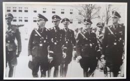 """SS PANZER GRENADIER REGIMENT """"DER FUEHRER"""" HIMMLER WOLFF, EICKE UND SIMON - Guerra 1939-45"""