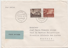 CARTA CORREO 1950 - Storia Postale