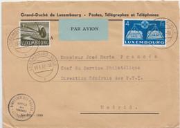 CARTA CORREO 1952 - Storia Postale