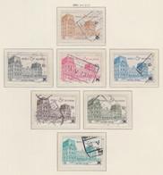 BELGIUM USED COB TR 416/22 GARE OOSTENDE - 1952-....