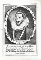 Epernon - Le Duc D'Epernon - Gravure Du XVIIè Siècle - Epernon