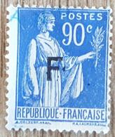 Franchise YT N°10 - Pour La Correspondance Des Réfugiés Espagnols - 1939 - Oblitéré - Militärpostmarken