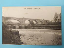 PONTRIEUX - Le Viaduc - Pontrieux