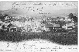 SUISSE BE Vue Générale Sur L'usine Et Le Village De TAVANNES Carte Précurseur - BE Berne