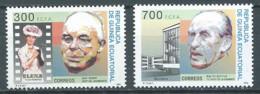 Guinée Equatoriale YT N°318-321 Jean Renoir - Walter Gropius Neuf ** - Equatorial Guinea