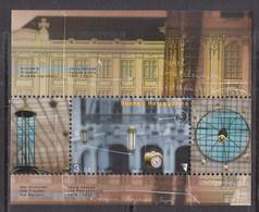 2003 Bosnia Post Office Architecture Souvenir Sheet MNH - Bosnie-Herzegovine