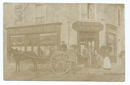 3841 Café Bar Au Carrefour Du Petit Parc - SAINT MAUR DES FOSSES - Maison ROCLIN Attelage Charette - 21 Avenue De Condé - Saint Maur Des Fosses