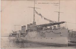 Bateaux De Guerre------renaudin - Guerra