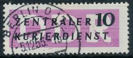 DDR DIENST VERWALTUNGSPOST-A ZKD Nr 6 Gestempelt X1D2816 - Service