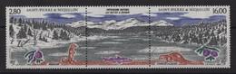 Saint Pierre Et Miquelon - N°586A - Patrimoine Naturel - Cote 10€ - ** Neuf Sans Charniere - Nuovi