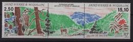 Saint Pierre Et Miquelon - N°568A - Patrimoine Naturel - Cote 9.20€ - ** Neuf Sans Charniere - Nuovi