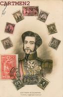 DOM PEDRO DE ALCANTARA PRIMEIRO IMPERADOR DO BRAZIL BRESIL STAMP CORREO SELO - Sonstige