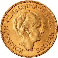 Monnaie, Pays-Bas, Wilhelmina I, 10 Gulden, 1927, SUP, Or, KM:162 - 10 Gulden