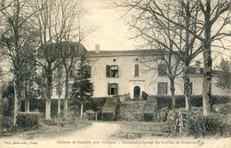 47 - Château De Lassalle Près Calignac - Ancienne Propriété Des Familles De Gramont - Other Municipalities