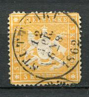Würtemberg Nr.17          O  Used               (265) - Wurttemberg