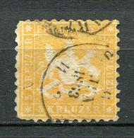 Würtemberg Nr.22          O  Used               (268) - Wurttemberg