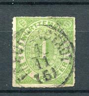 Würtemberg Nr.36          O  Used               (276) FREUDENSTADT - Wurttemberg