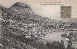 38-LA TRONCHE-N°2124-F/0005 - La Tronche