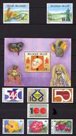 BELGIQUE -  Année Complète 1995 (sauf 2613) - YT 2582 à 2626 Dont Carnet Non Plié Et Blocs - Neufs N** - Très Beaux - Full Years
