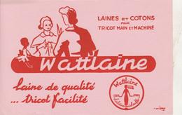 BON BUVARD Laines Et Cotons WATTLAINE - 033 - Unclassified
