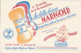 BON BUVARD Les Belles Laines MANIGOLD  - 040 - Unclassified