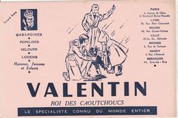 BON BUVARD Roi Des Caoutchoucs, VALENTIN - 047 - Unclassified