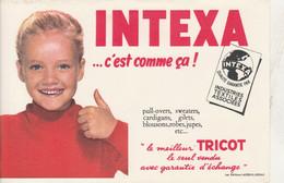 BON BUVARD  Tricot INTEXA - 048 - Unclassified