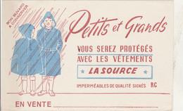 BON BUVARD  VETEMENTS LA SOURCE  - 050 - Unclassified