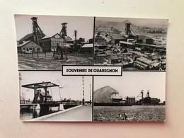 Carte Postale Ancienne  SOUVENIRS QUAREGNON - Quaregnon