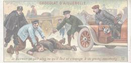 CHROMO CHOCOLAT D'AIGUEBELLE  L'ANTI-ALCOOLISME - Aiguebelle