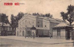 Algerije  Tlemcen  Le Théâtre   Reclame Pilules Noël   M 5818 - Tlemcen