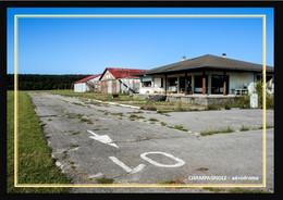 39  CHAMPAGNOLE   ... Aérodrome  ... Batiments - Champagnole