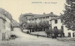 64- ESPELETTE  Rue Du Trinquet (*) - Espelette