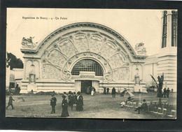 CPA - Exposition De NANCY - Un Palais, Animé - Nancy