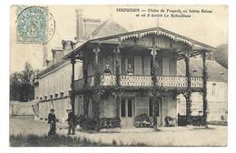 36 ISSOUDUN Châlet De Frapesle Ou Habita Balzac - Issoudun