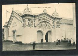 CPA - Exposition De NANCY - Les Palais - L'Electricité, Animé - Nancy