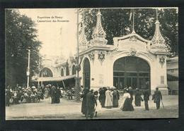 CPA - Exposition De NANCY - Consortium Des Brasseries, Très Animé - Nancy