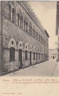 SIENA-PALAZZO GROTTANELLI-CARTOLINA NON VIAGGIATA -1900-1904 - Siena